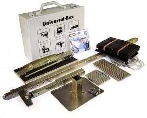 Dellen-Reparatur-Set mit Koffer - Ausbeulwerkzeug