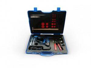 Dellenreparatur Set - Klebetechnik-Koffer mit Zubehör