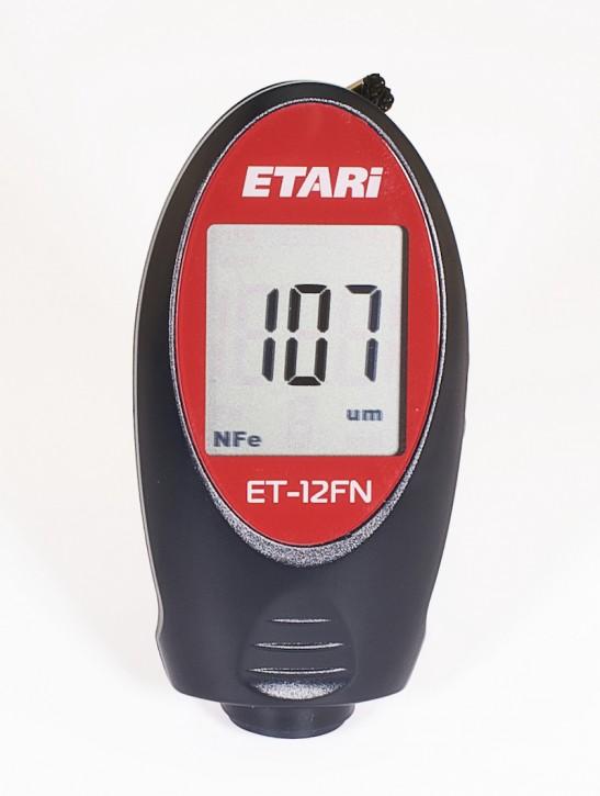 Lackprüfgerät Schichtdickenmessgerät ET 12FN mit Kombisonde, gebraucht
