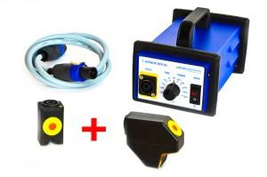 T-Hotbox Mech mit zwei Induktionsköpfen: C Block T und Small Heat Pen T