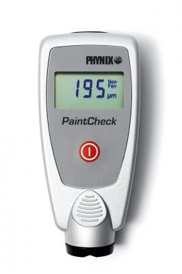 Schichtdickenmesser Phynix Paint Check FN PLUS, Made in Germany kalibriert nach Werksstandard