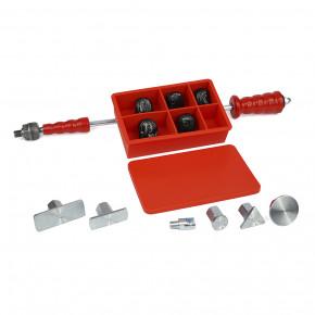 Ausbeulwerkzeug, Zughammer LANG mit Colafria als Dellenwerkzeug
