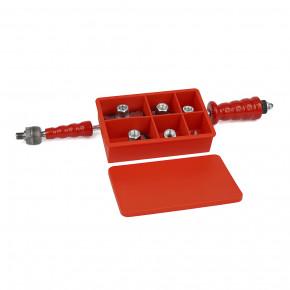 Klebesystem Zughammer mit Kaltkleber GEBRAUCHT